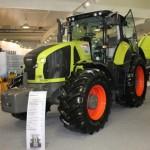 В январе 2015 года пройдет выставка Lamma, на которой ожидается дебют новой модели трактора производства компании McCormick
